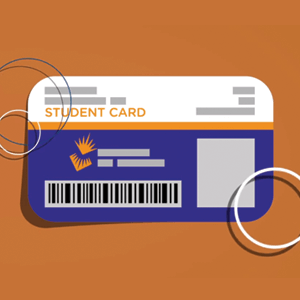 Replacement Campus Cards